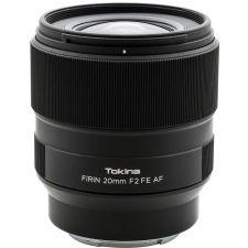 Tokina Firin 20mm f/2 FE AF till Sony E
